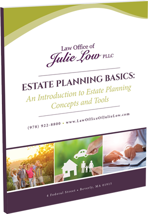 Estate Planning Basics booklet cover